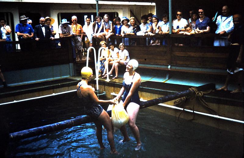 1960-2-25 (26) Swimming sports on the Himalaya.JPG