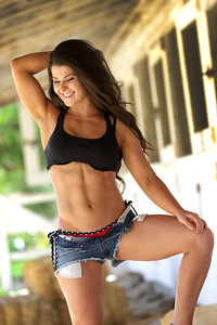 Fitness Shoot May Retouched
