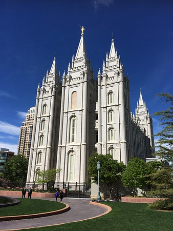 Salt Lake City - Spring 2016