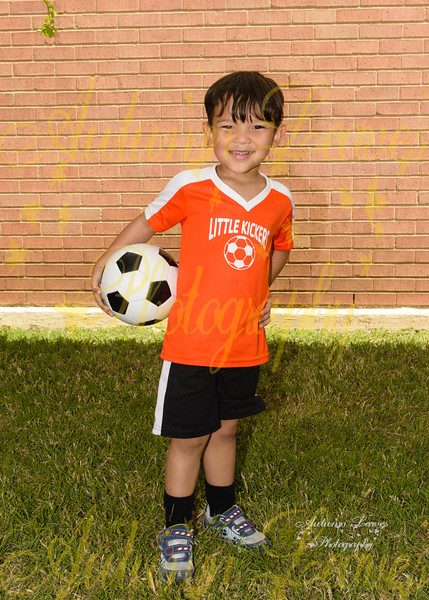 Rookie Little Kickers - TNYMCA Soccer Spring 2016