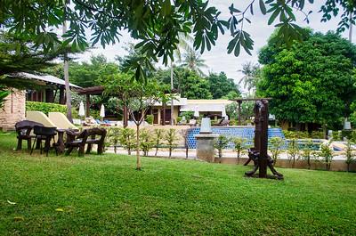 Maya Buri Resort, Koh Samui - Poolområdet