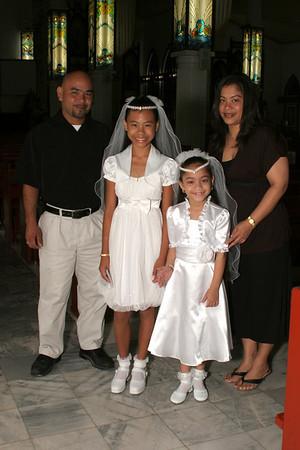 MCS Communion Celebrants + Family