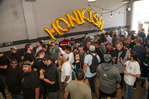 Monkish Brewing 5th Anniversary