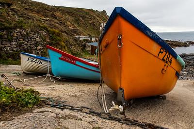 Cape Cornwall/Priest Cove