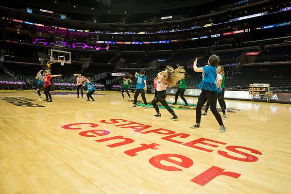 Staples Center - Sparks