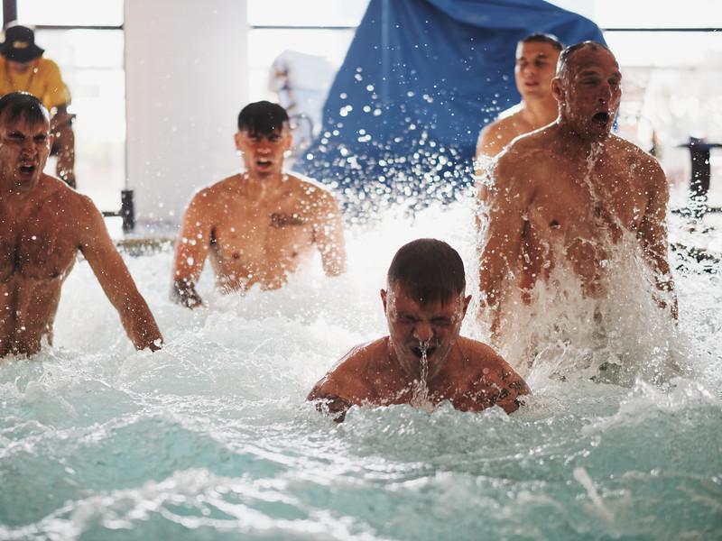 2019 / RugbyTown 7s - U.S. Army Pool Warm-Up