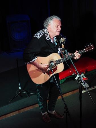 Peter Rowan at Sportsmen's Tavern Buffalo NY May 2014