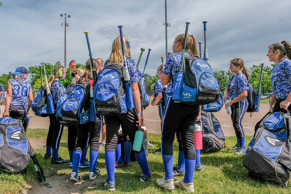 Lady Lightning Fastpitch 6/24/18