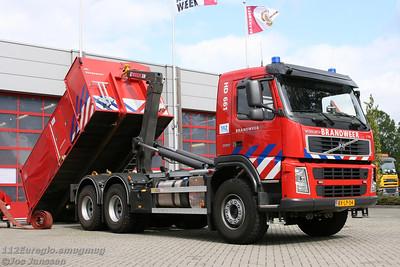 Brandweer Peel en Maas