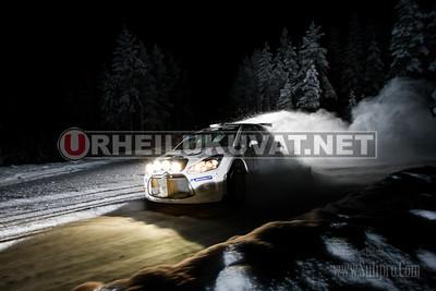 SM Arctic Lapland rally 2015