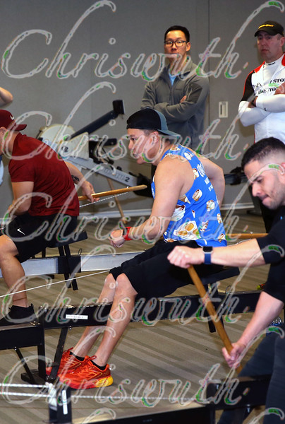 Beasts from the East Indoor Paddling Regatta 2018