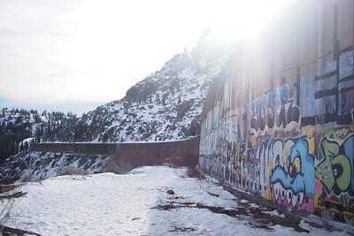 Donner Pass Tunnels