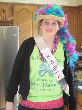 Shanna's Bachelorette Party - April 2010