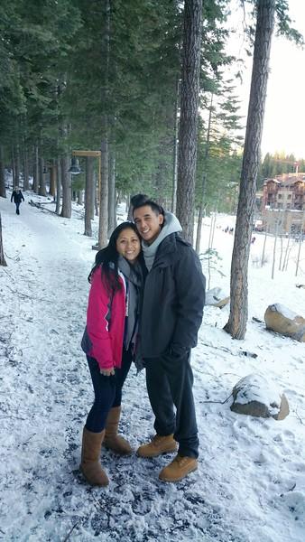 Lake Tahoe December 2014