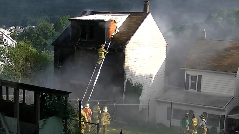 Coal Township House Fire HD Videos 7-4-2013 011.MTS