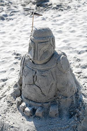 SCAD Sand Art Festival 2017