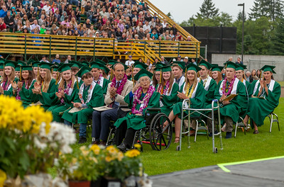 The Graduation Ceremony: Vashon Island High School Class of 2017 Graduation
