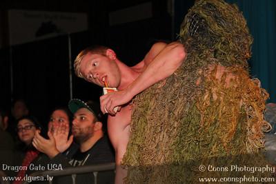 DGUSA 11/2/12 - The Gentlemen's Club vs Rich Swan, ACH, CIMA