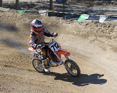 Piru MX Mini Track Jan. thru Mar. 2009