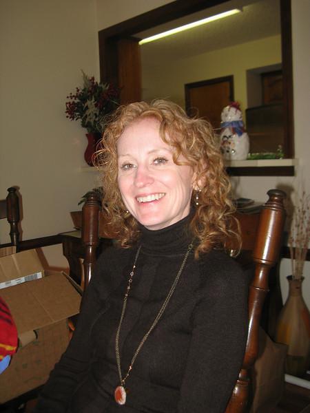 Betsy, my most lovely fiance'