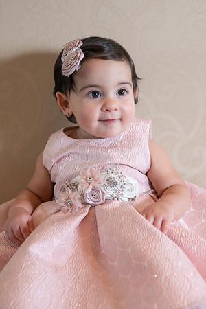 Gabriella 1st Birthday