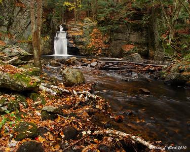 Beaver Brook Falls - Keene, NH