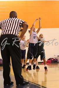 2012-2013 CYB Basketball