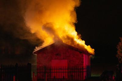 256 Reeceville Rd - Pump Station Fire