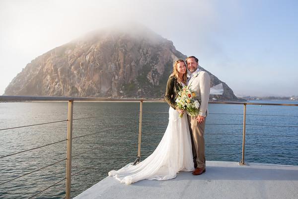 Todd and Megan's Morro Bay Wedding