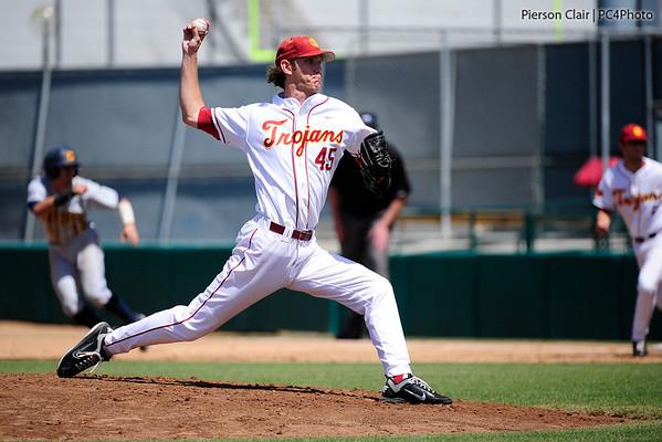 USC Baseball v Cal - 2012
