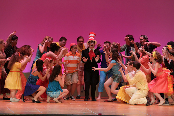 Lower Moreland HS presents Seussical