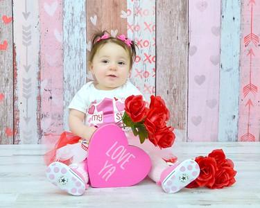 Gianna Valentine's Day 2020