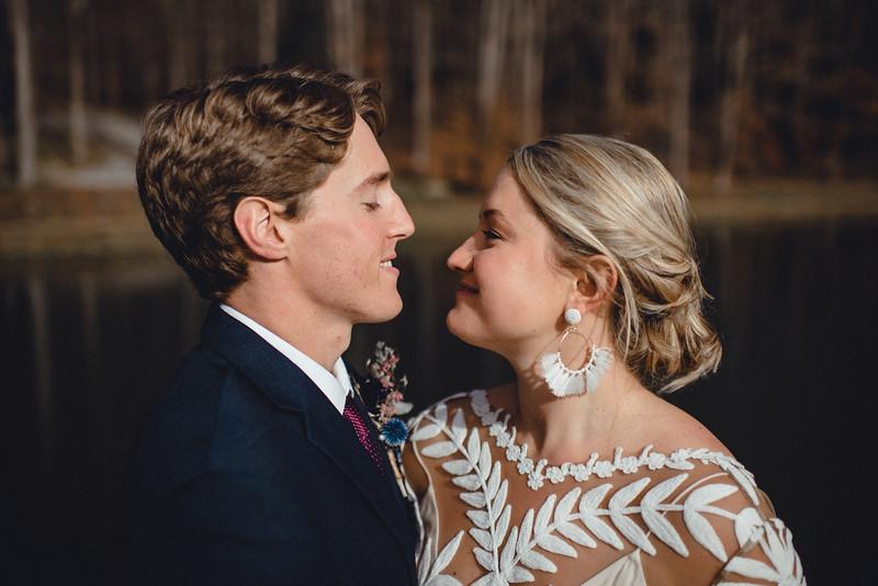 Requiem Images - Luxury Boho Winter Mountain Intimate Wedding - Seven Springs - Laurel Highlands - Blake Holly -637.jpg
