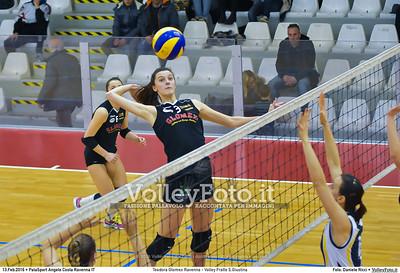 Teodora Glomex Ravenna - Volley Fratte S.Giustina | 15ª #B2F