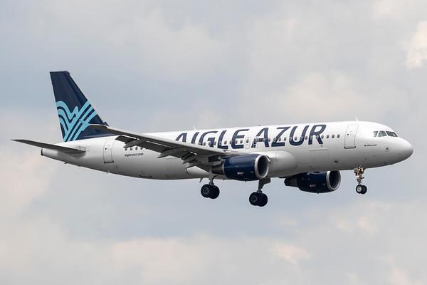 F-HAQD - Airbus A320-214
