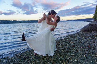 Jocelyn & Claire's Wedding Reception 9-26-20