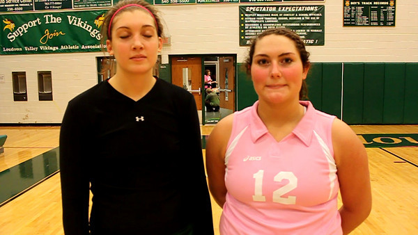 Volleyball: Heritage vs. Loudoun Valley - Dan Sousa