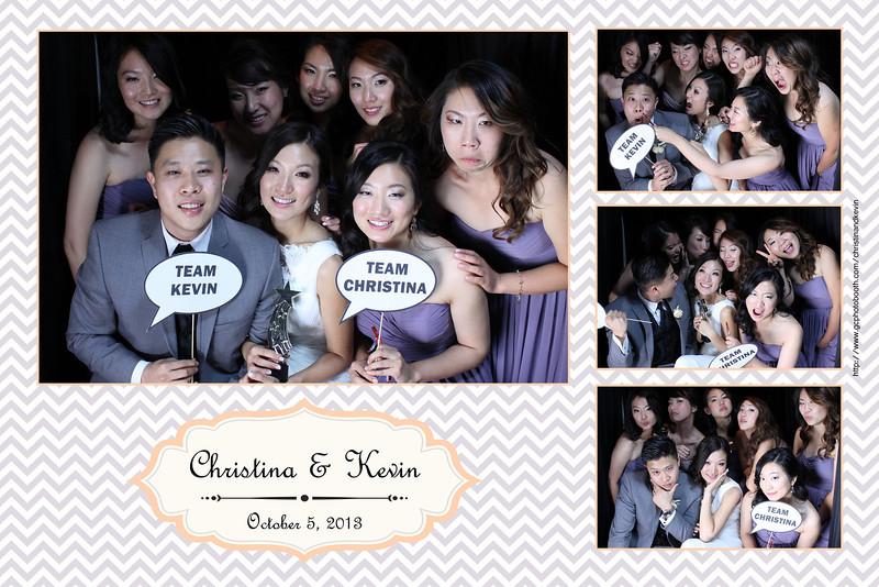 Christina and Kevin's Wedding