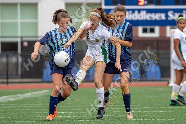 Franklin-King Philip Girls Soccer - 09-10-19