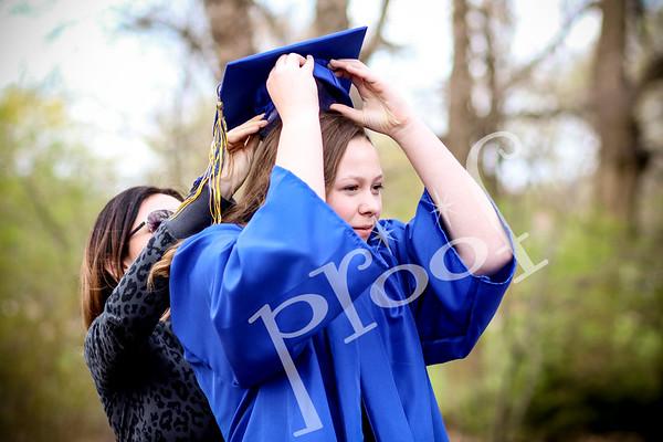 Morgans graduation