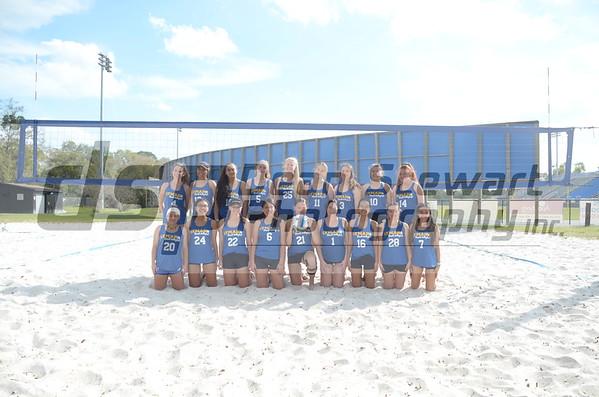 Beach Volleyball Team Photo 3/4/20