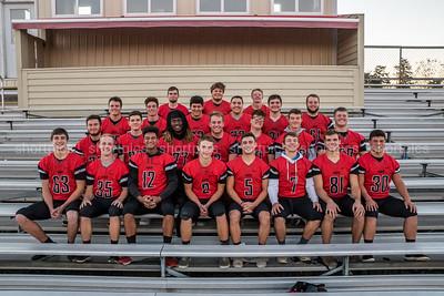 2018 Yorkvillle Varsity Team