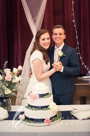 Jason & Kylie :: Wedding Reception :: 12.30.16