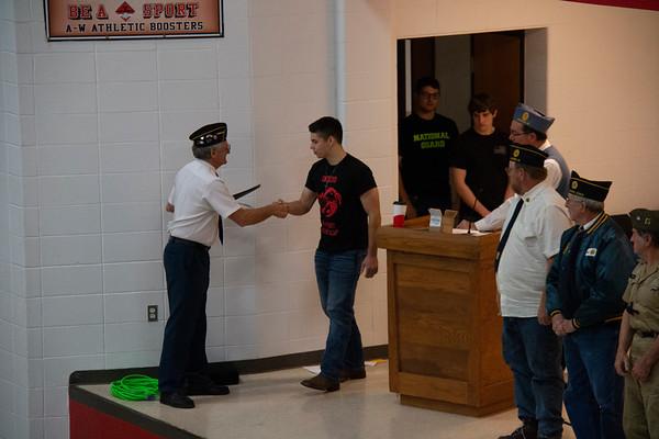Veteran's Day Program - MSHS