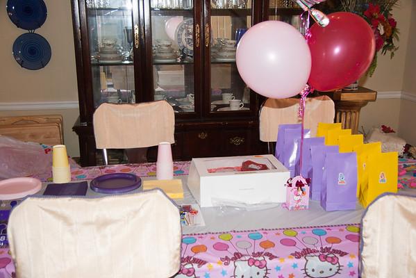 Nia's birthday Party_2012