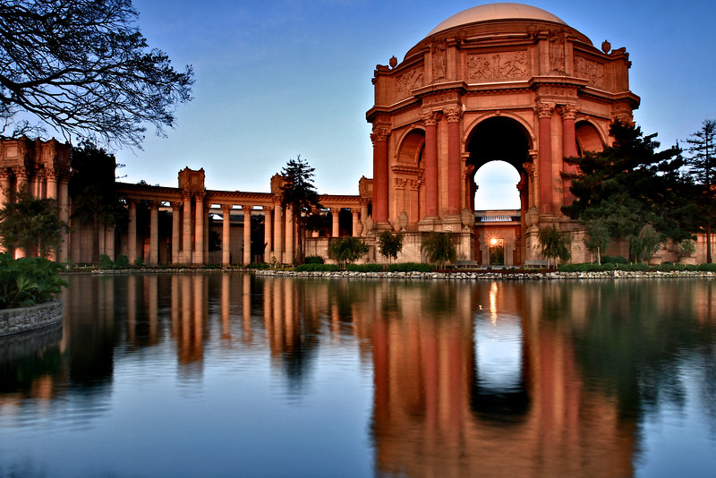 Palace of Fine Arts, San Francisco, CA