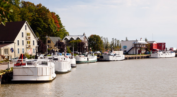 Early Fall in Port