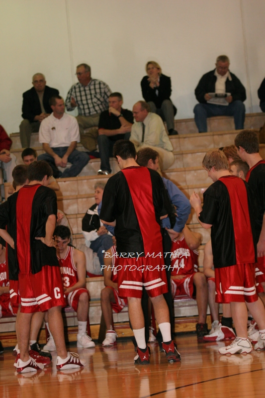 Lawson vs Smithville Boys District
