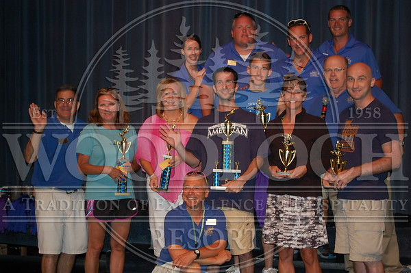 August 17 - Awards