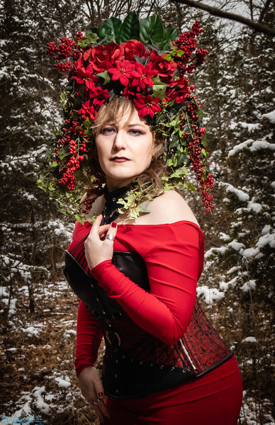 Red, Ivy and Snow